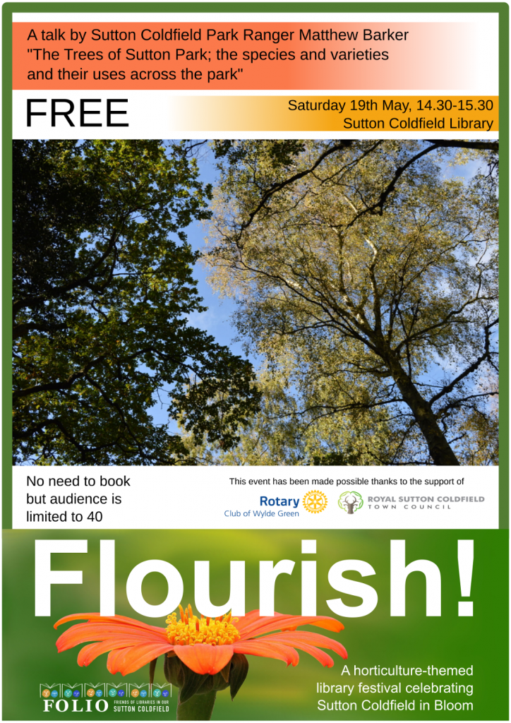 By Popular Demand Another Free Talk At >> News Page 6 Folio Sutton Coldfield